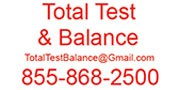Total Test and Balance